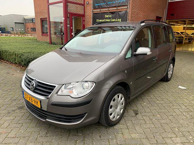 Volkswagen Touran 1.4 TSI Optive Airco Boekejs Dealer onderhouden
