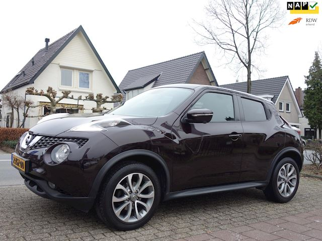 Nissan Juke 1.2 DIG-T S/S Connect Edition NAP.