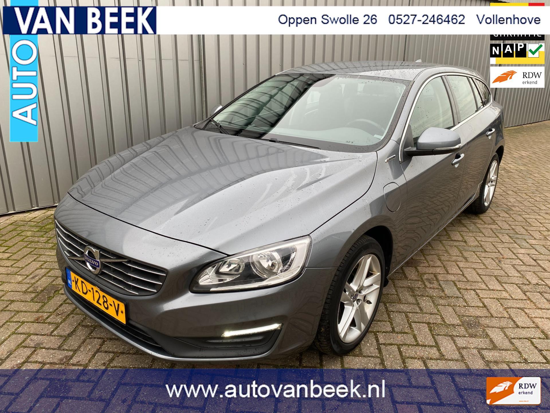 Volvo V60 occasion - autovanbeek