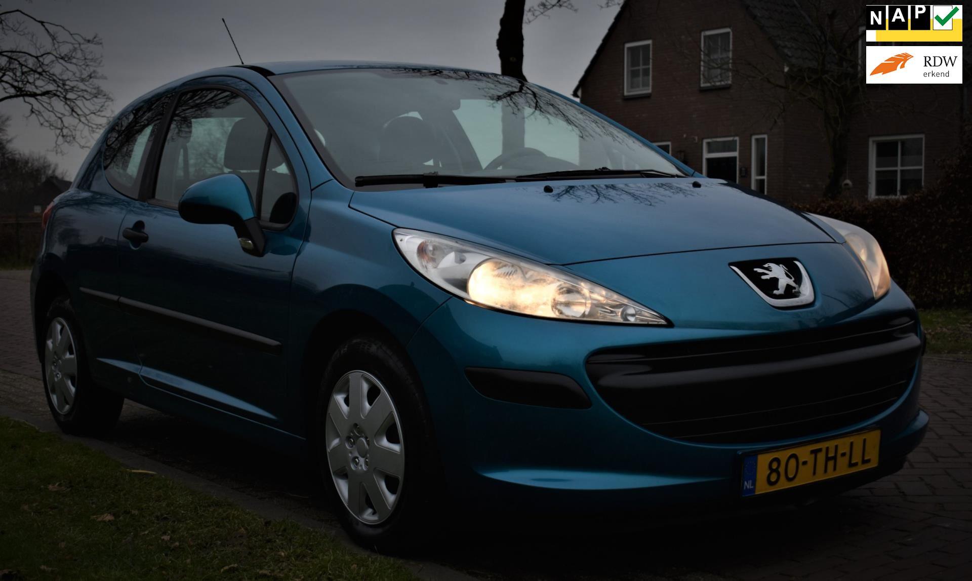 Peugeot 207 occasion - F. Klomp Auto's
