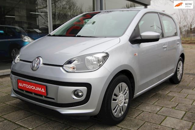 Volkswagen Up! 1.0 Bluemotion move up!   Airco   Stoelverwarming