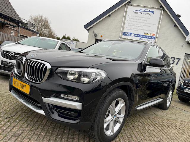 BMW X3 30i Executive/camera/navi/6100km/garantie/full options