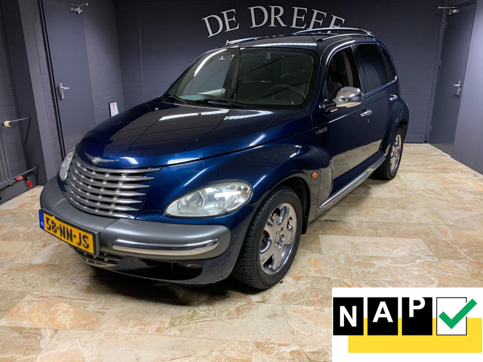 Chrysler PT Cruiser occasion - De Dreef Auto's