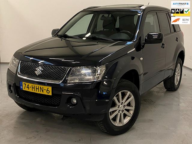 Suzuki Grand Vitara 2.0-16V Limited / ECC / Afn. Trekhaak / 4WD