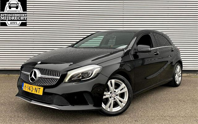 Mercedes-Benz A-klasse 180 Ambition/laag kilometerstand/nette auto/leder/navi/xenon/led