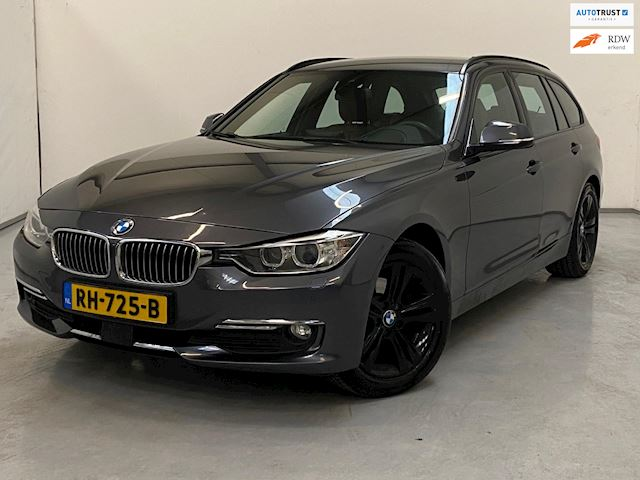 BMW 3-serie Touring 320d xDrive High Exe / Navi Prof / Headup / Ad.Cruise