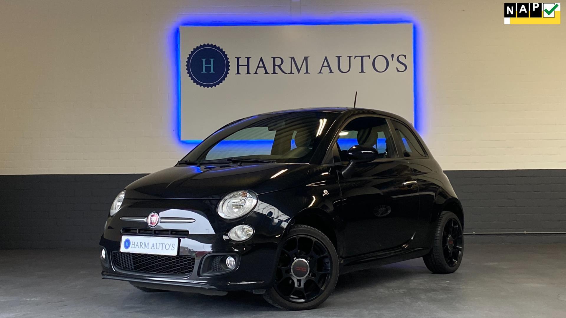 Fiat 500 occasion - Harm Auto's
