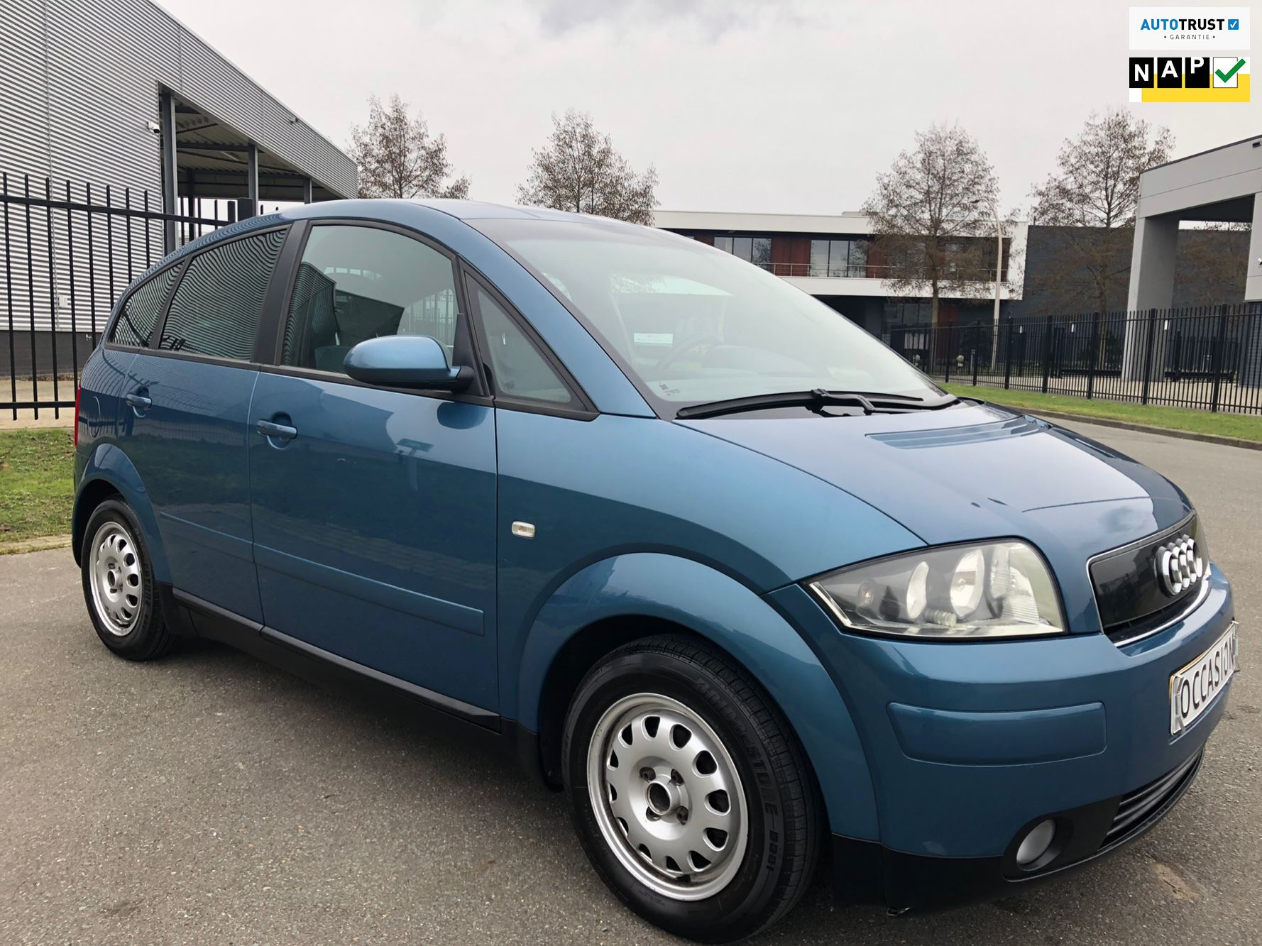Audi A2 occasion - All In