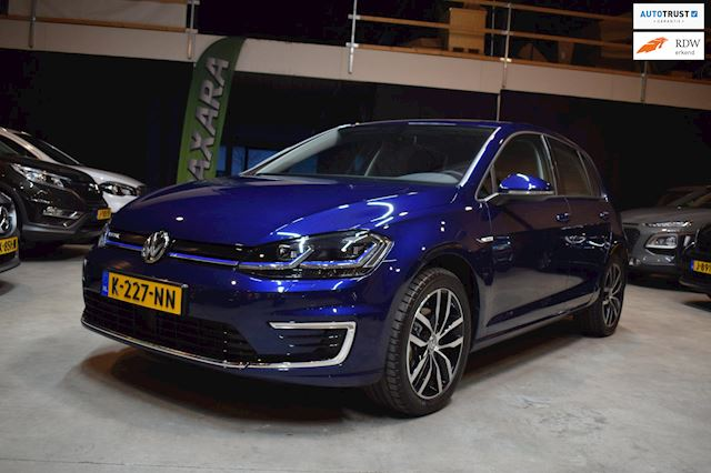 Volkswagen E-Golf E-DITION 136 pk Incl BTW