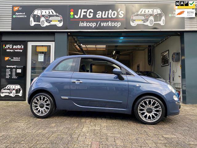 Fiat 500 occasion - JFG Auto's