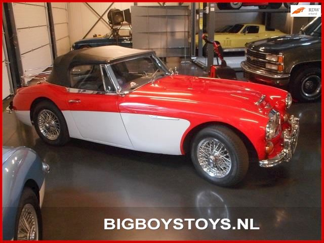 Austin Healey Mark III BJ8