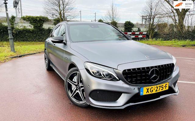 Afbeelding van de MercedesBenzCklasseEstate43AMG4MATIC