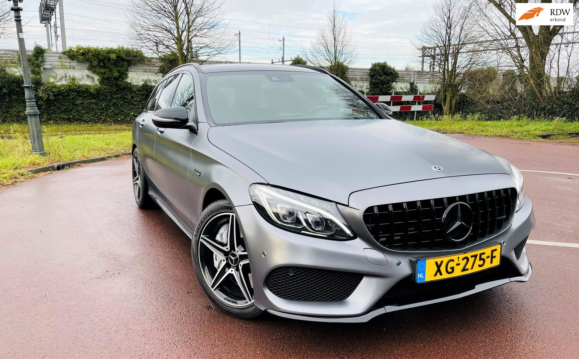 Mercedes-Benz C-klasse Estate occasion - OTC Auto's