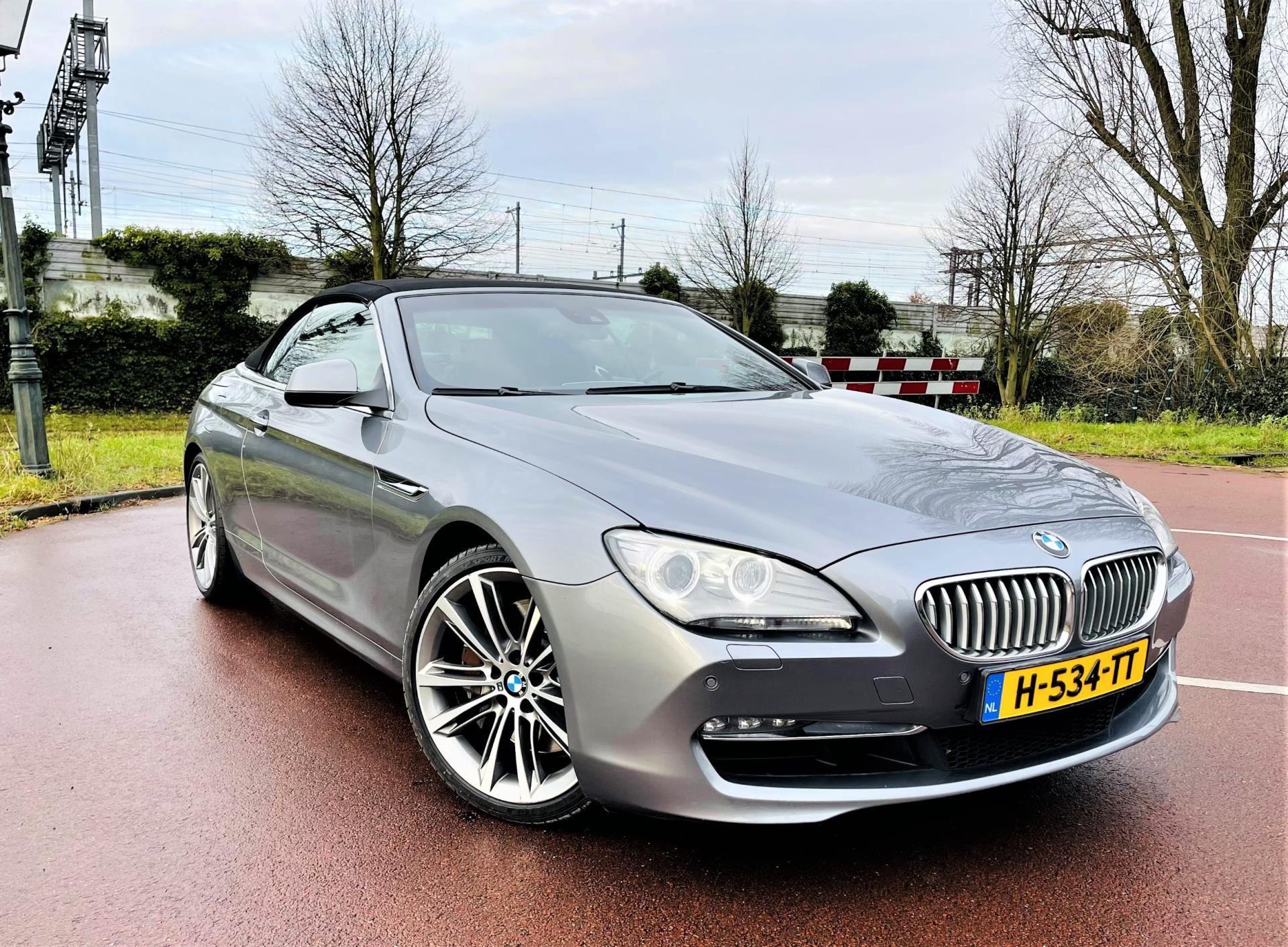 BMW 6-serie Cabrio occasion - OTC Auto's
