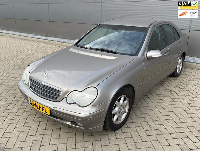 Mercedes-Benz C-klasse 180 K. Amice