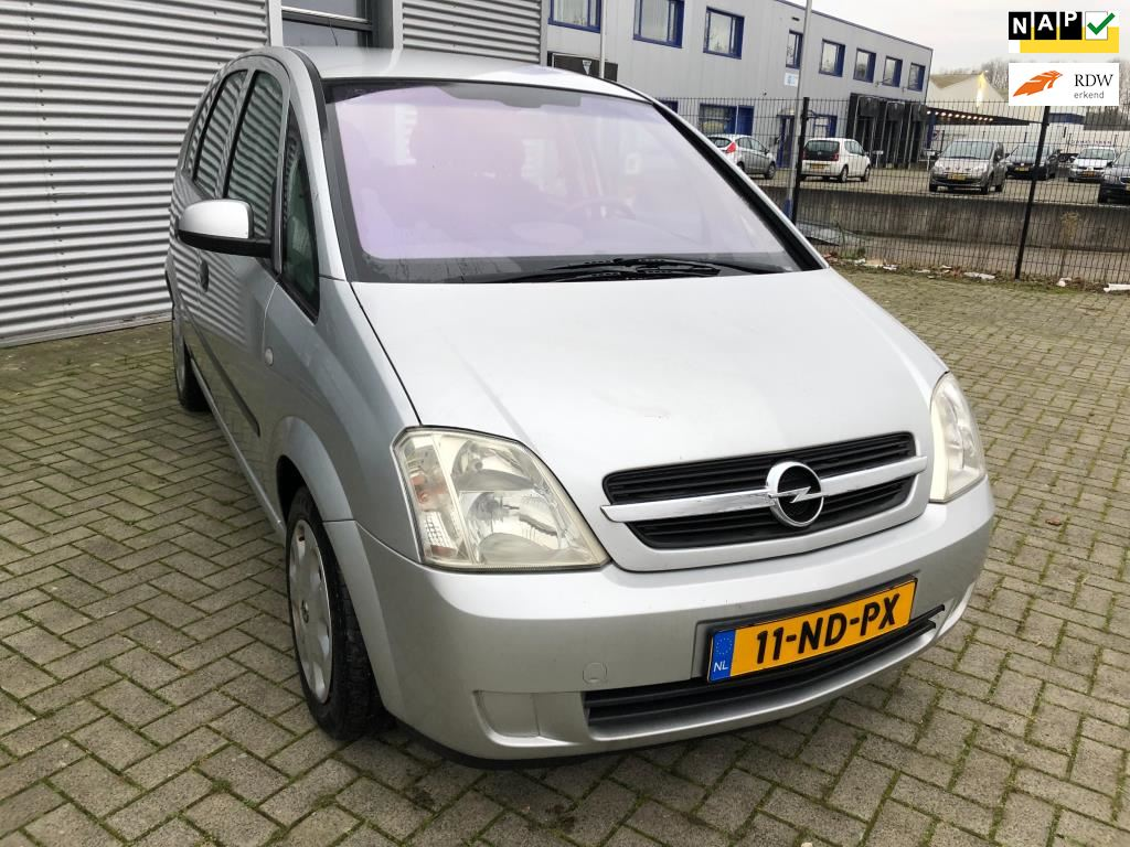Opel Meriva occasion - Pascal Traa
