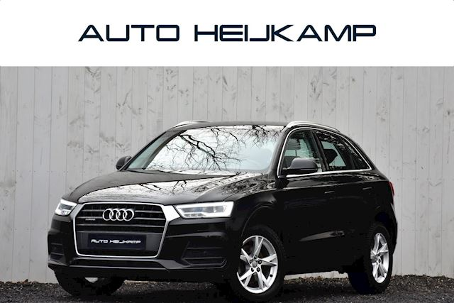 Audi Q3 2.0 TFSI quattro Business Edition | Xenon-Led | Navi | 1e Eigenaar!