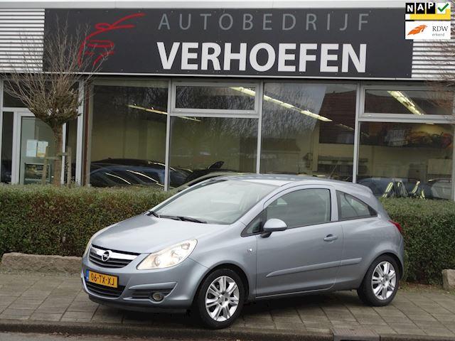 Opel Corsa 1.2-16V Enjoy - AIRCO - APK SEPTEMBER 2021 - CRUISE - ELEKTR RAMEN / SPIEGELS - MULTISTUUR