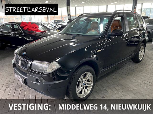 BMW X3 2.5i 6cyl. Executive Aut. 4x4 Youngtimer