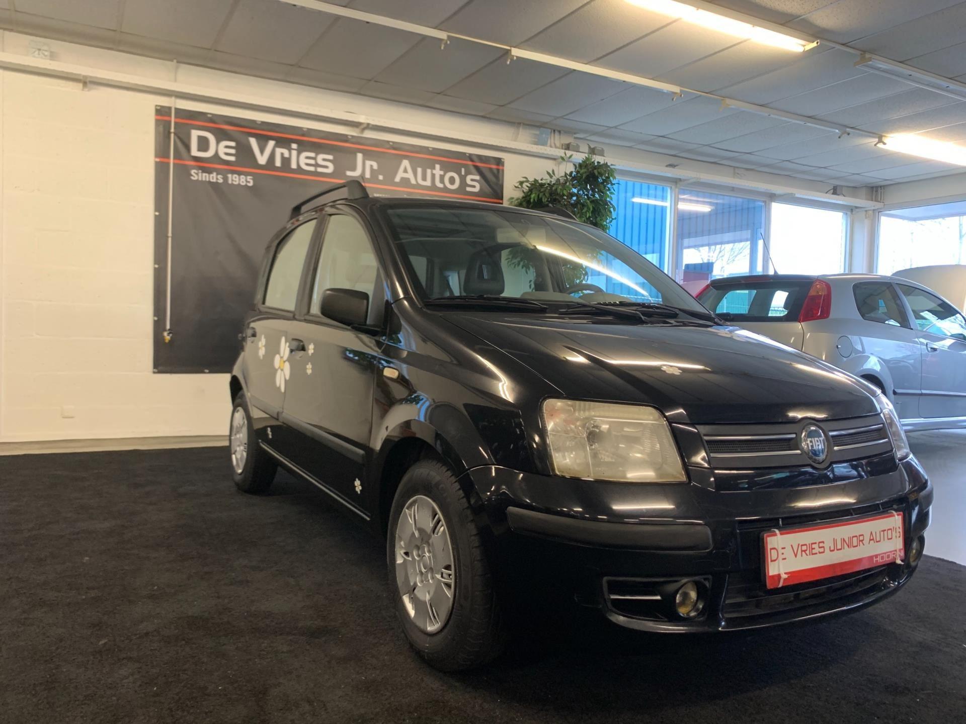 Fiat Panda occasion - De Vries Junior Auto's