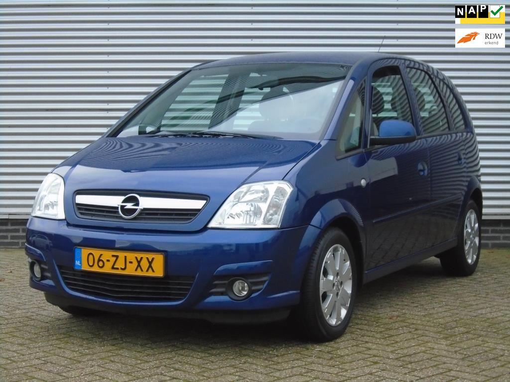 Opel Meriva occasion - Zijderveld Auto's