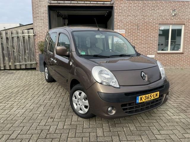 Renault Kangoo Family 1.6-16V Authentique airco/cruise control/2 schuifdeuren