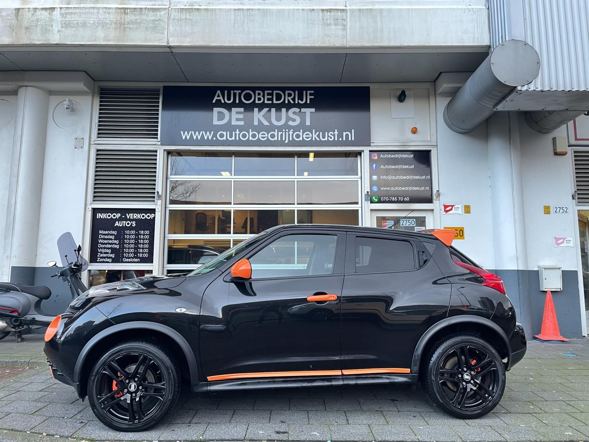 Nissan Juke occasion - Autobedrijf De Kust B.V.