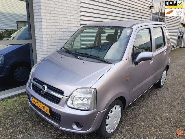 Opel Agila 1.2-16V Enjoy, Stuurbekrachting, NAP, APK 05-2021