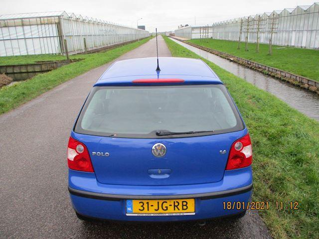 Volkswagen Polo 1.4-16V 5 Drs