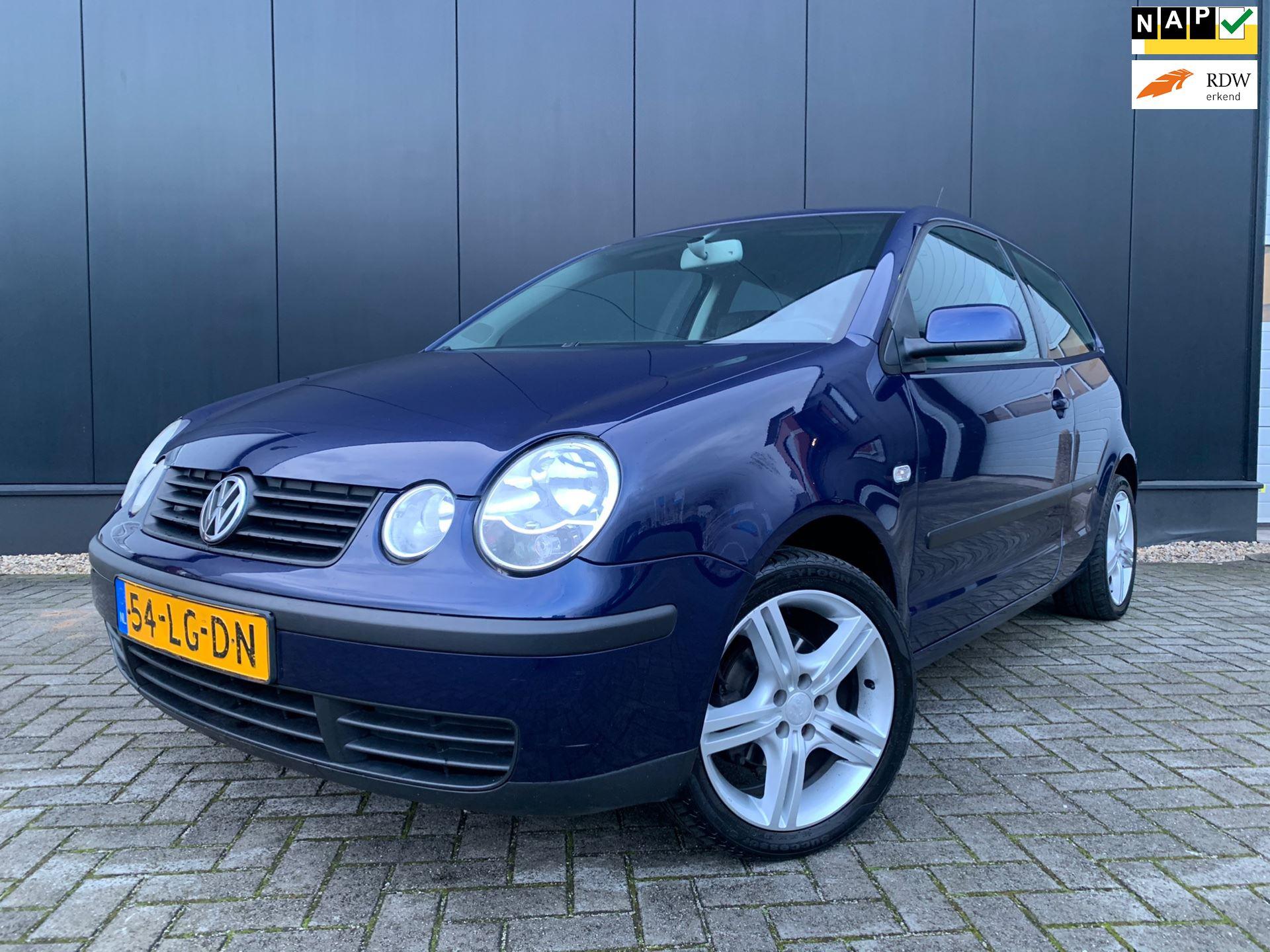 Volkswagen Polo occasion - Dennis Jansen Auto's