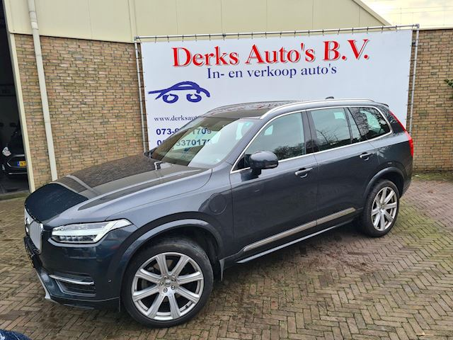 Volvo XC90 2.0 T8 Twin Engine AWD Inscription 7 persoons