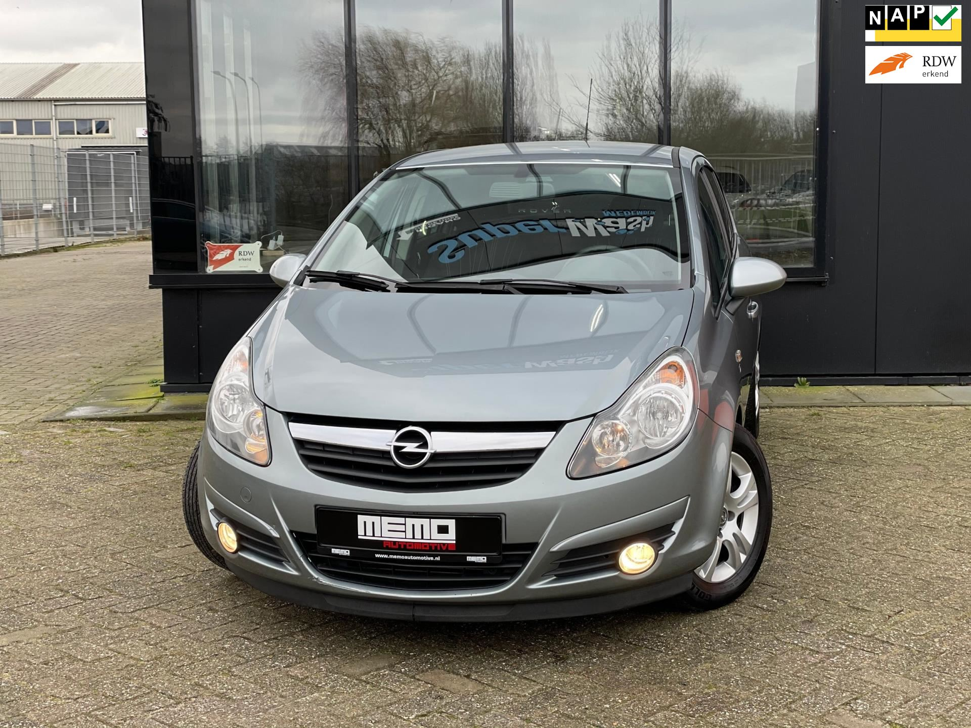 Opel Corsa occasion - Memo Automotive
