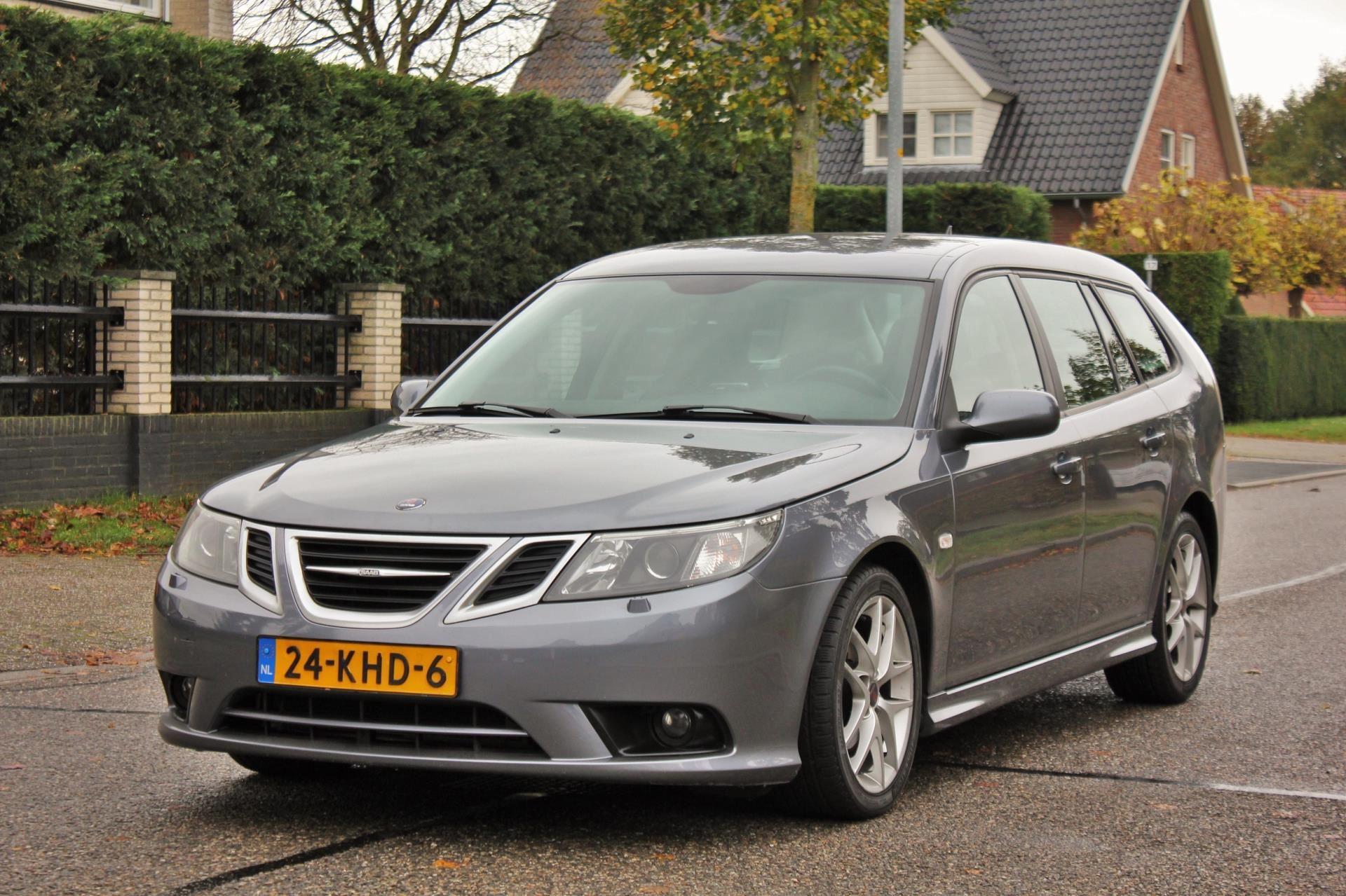 Saab 9-3 Sport Estate occasion - Auto Punt Wijchen