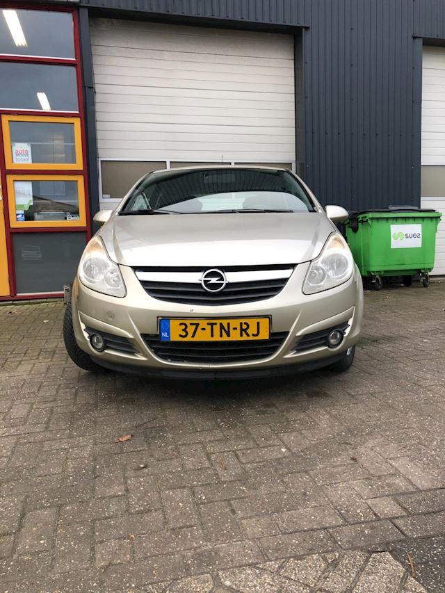 Opel Corsa Opel corsa 1.2-16V Enjoy Airco, Navigati , Bluetooth