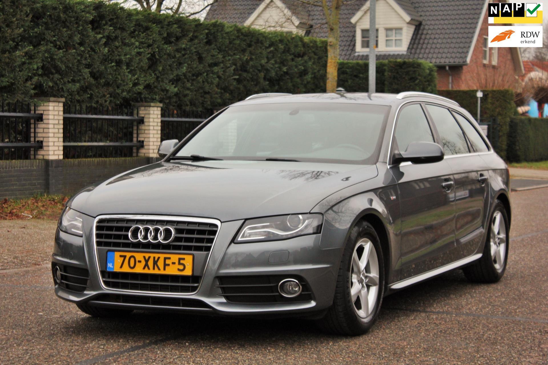 Audi A4 Avant occasion - Auto Punt Wijchen