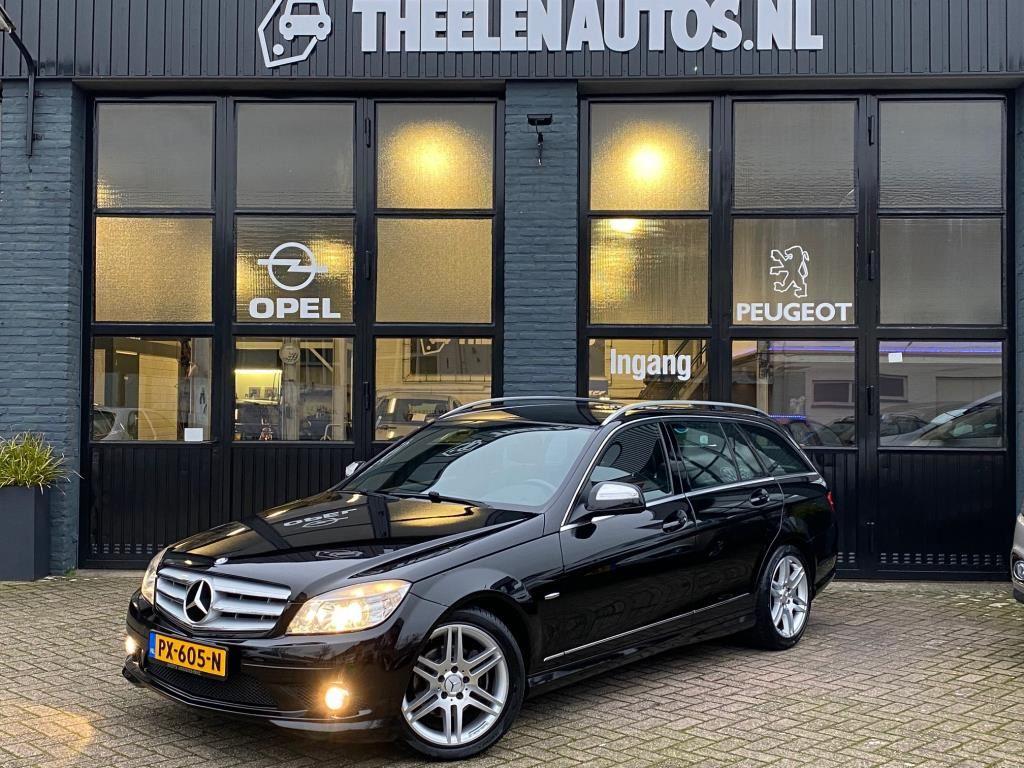 Mercedes-Benz C-klasse Estate occasion - Theelen Auto's