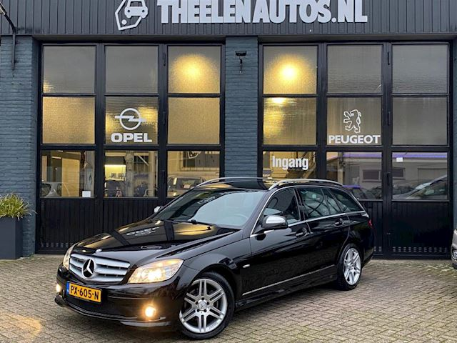 Mercedes-Benz C-klasse Estate 180 K Business Class Avantgarde,AMG Pakket