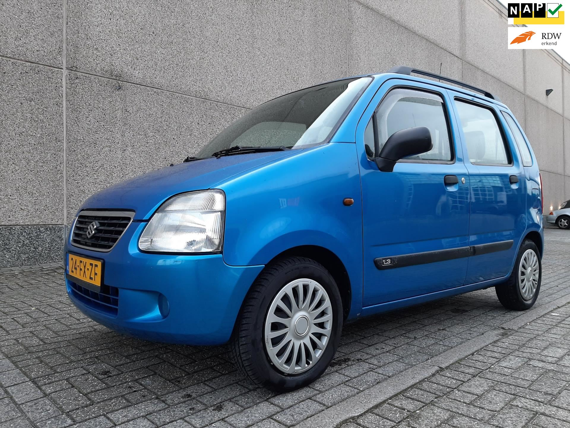 Suzuki Wagon R occasion - Koray Auto's