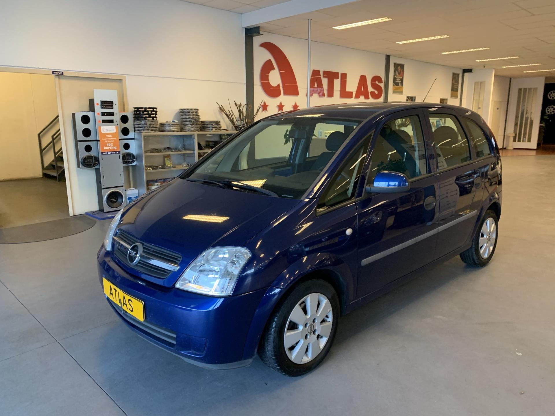Opel Meriva occasion - Atlas Garagebedrijf