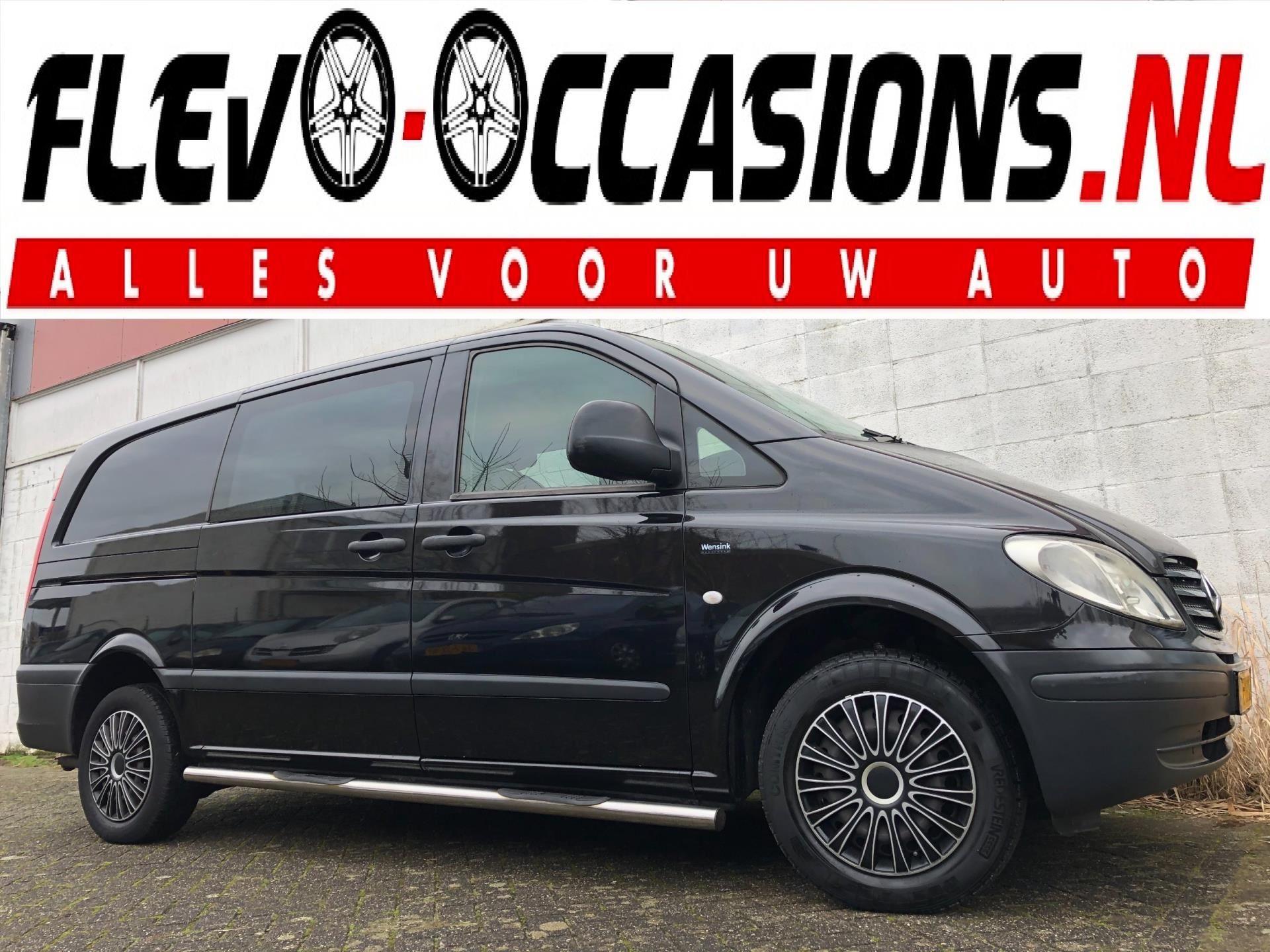 Mercedes-Benz Vito occasion - Flevo Occasions