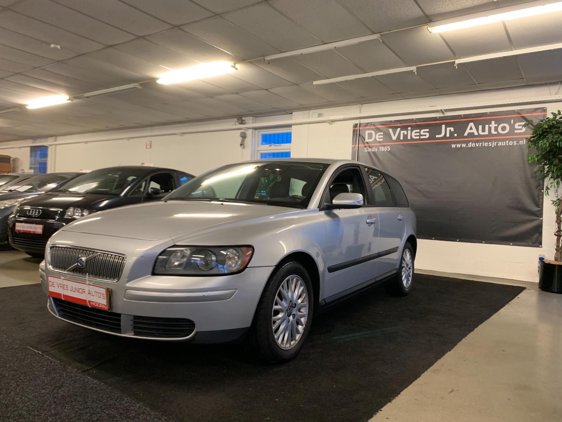Volvo V50 occasion - De Vries Junior Auto's