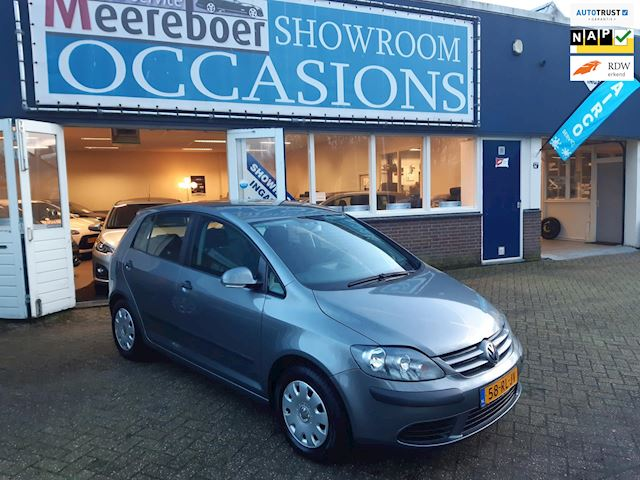 Volkswagen Golf Plus 1.6 FSI Turijn Clima bluetooth 6 bak dealeronderhouden