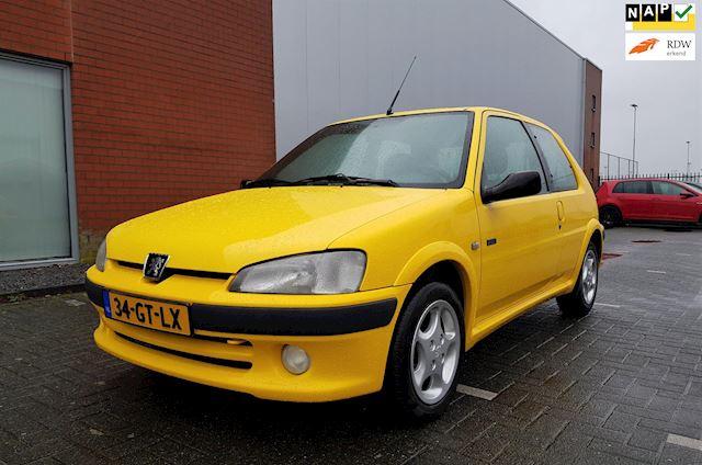 Peugeot 106 1.4 Sport ( Afgeleverd met nieuwe Apk )