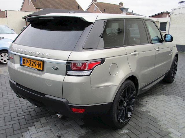 Land Rover Range Rover 3.0 TDV6 HSE SPORT 127 DKM !!