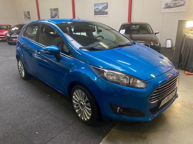Ford Fiesta occasion - GV Auto's