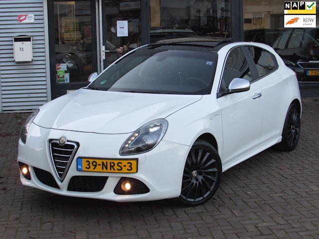 Alfa Romeo Giulietta occasion - D&M Cars