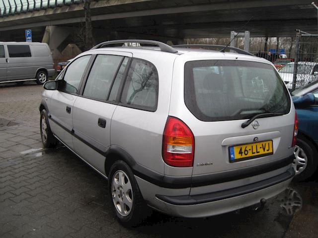 Opel Zafira 1.8-16V Elegance st bekr airco 7 pers nap apk