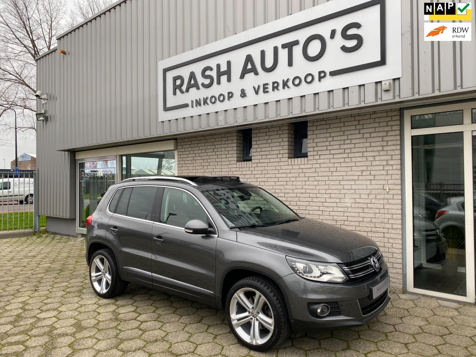 Volkswagen Tiguan occasion - RASH AUTO'S