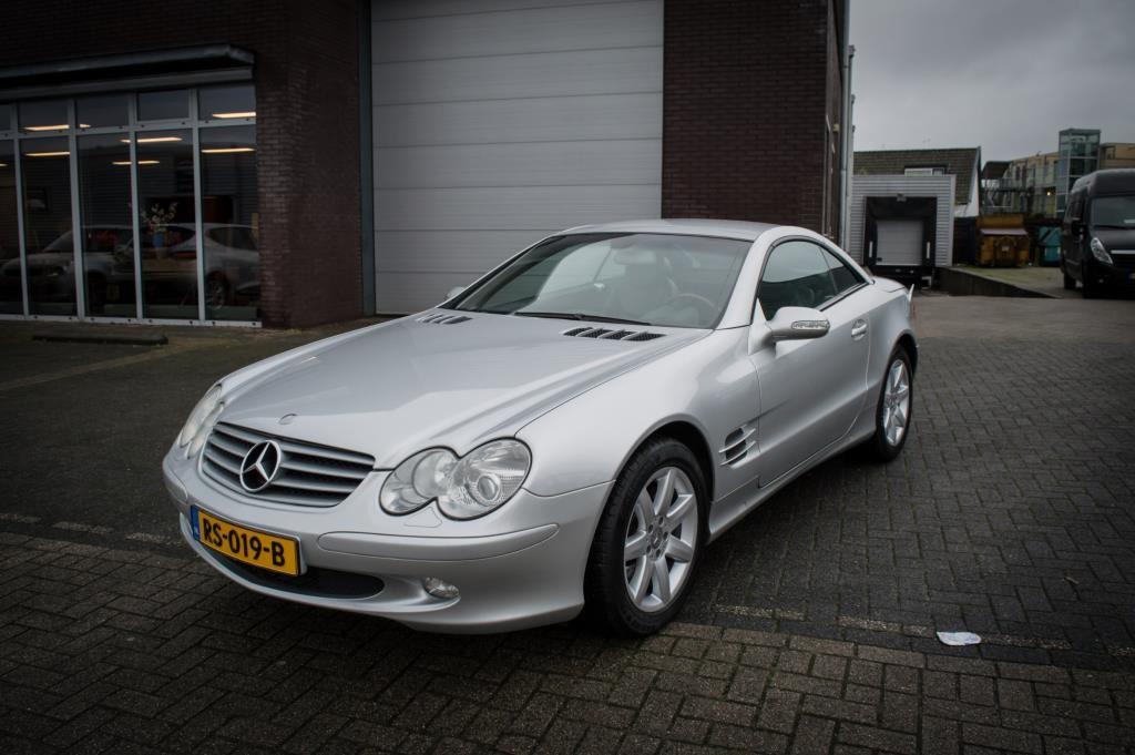 Mercedes-Benz SL-klasse occasion - Autobedrijf Helderman