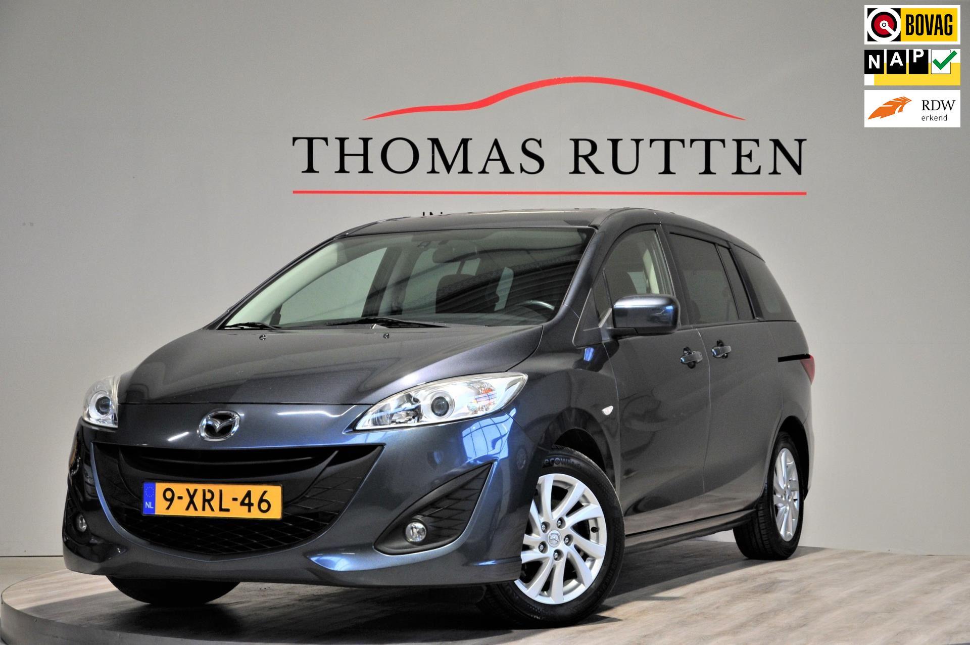 Mazda 5 occasion - Autobedrijf Thomas Rutten